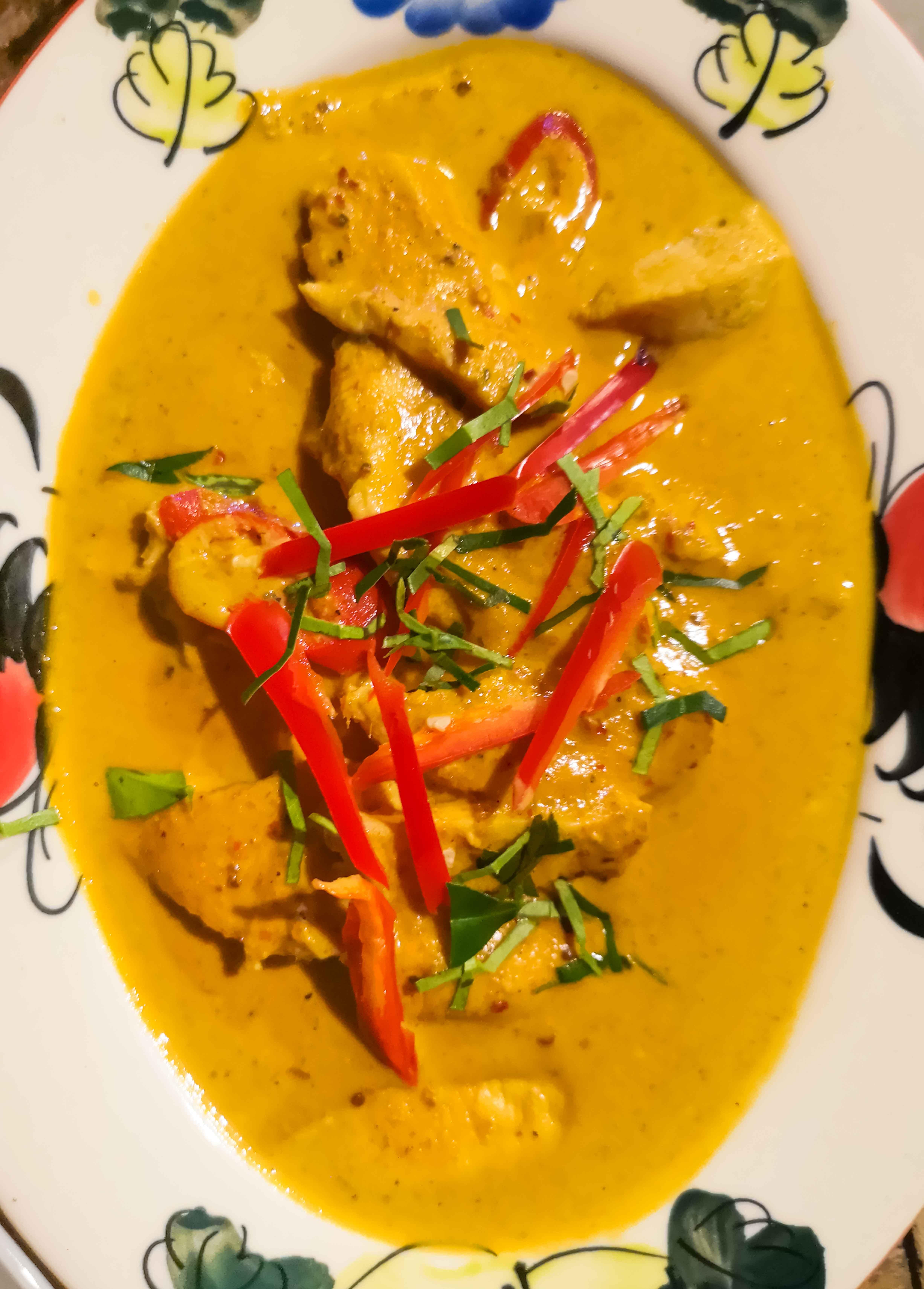 Paenang Curry