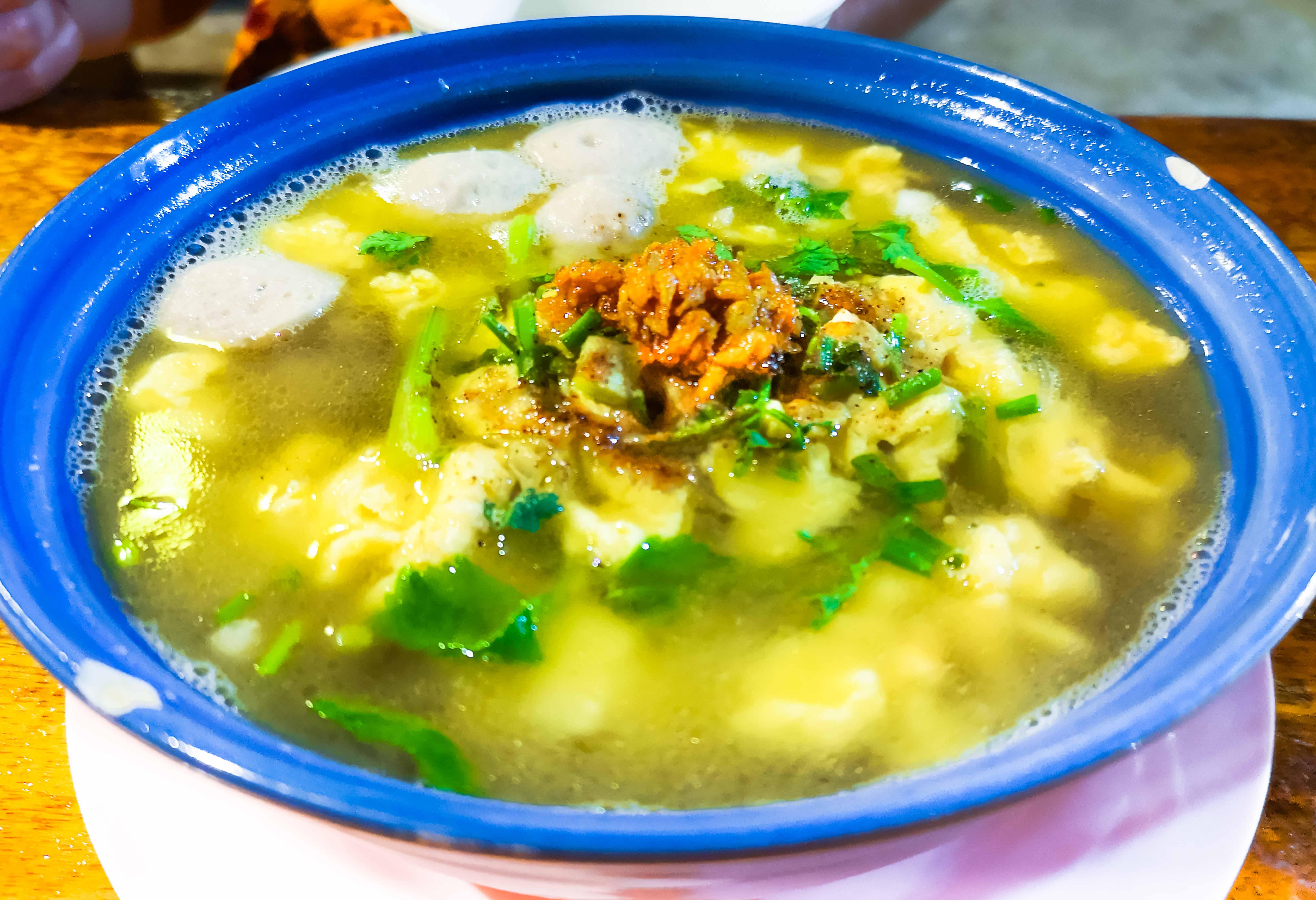 Leckeres Essen auf Koh Phayam