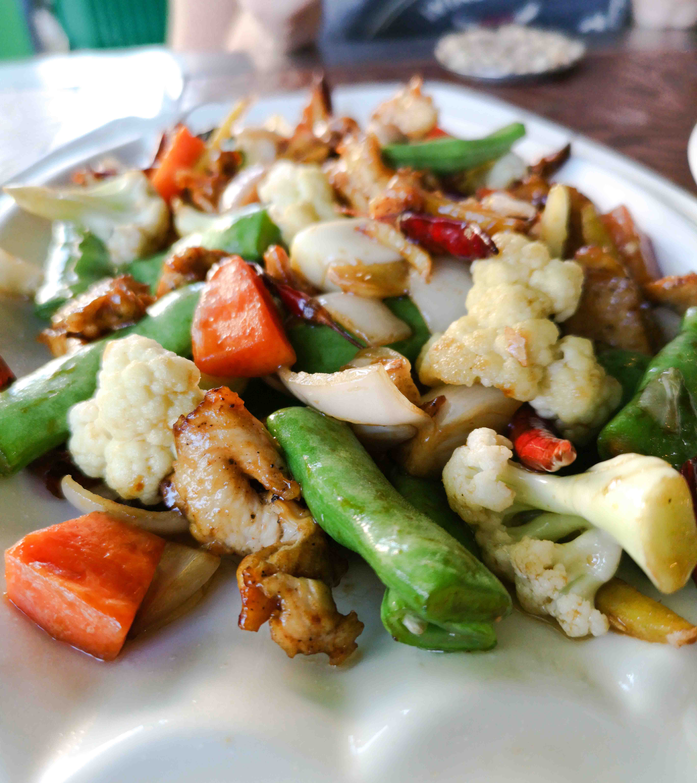 Mandalay - Kulinarisches Neuland