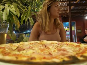 Pizza, Pizza Bagan