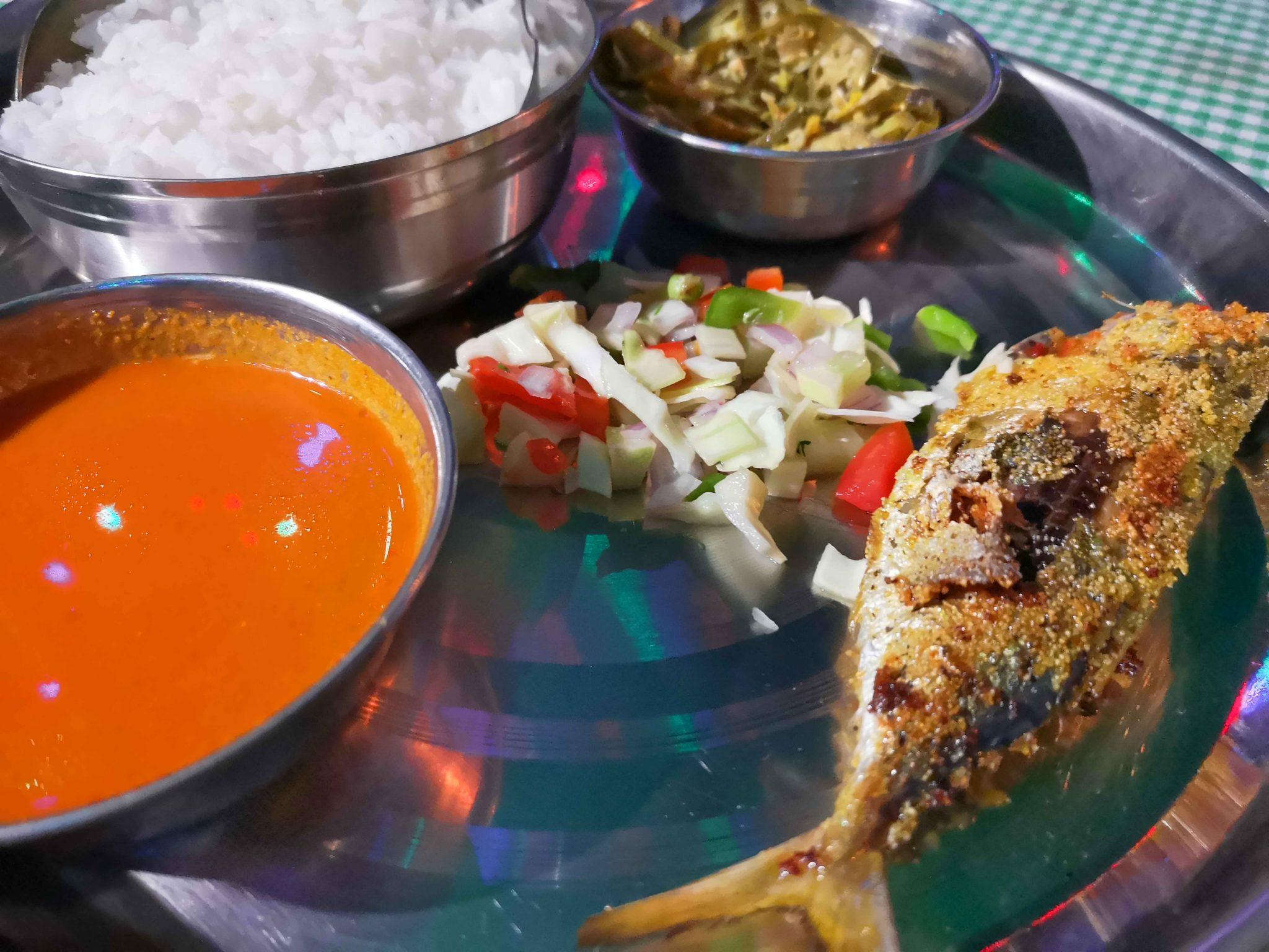 Restaurants in Goa Rian