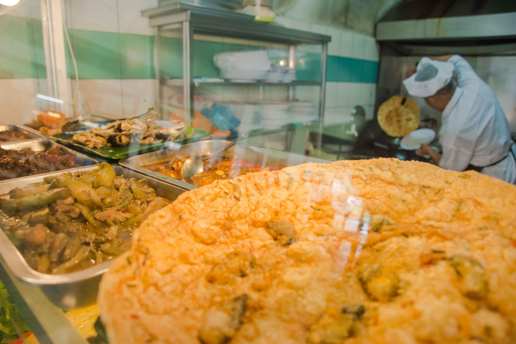 Food-Paradies Kuching