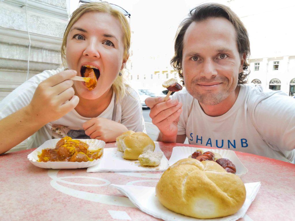 Kulinarische Weltreise: Würstelstand Wien Top 10