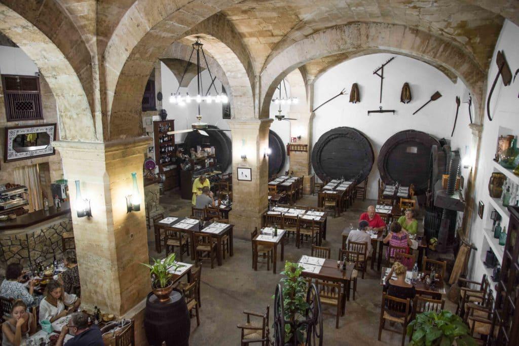 Lokaltipp Mallorca: Es Celler Petra