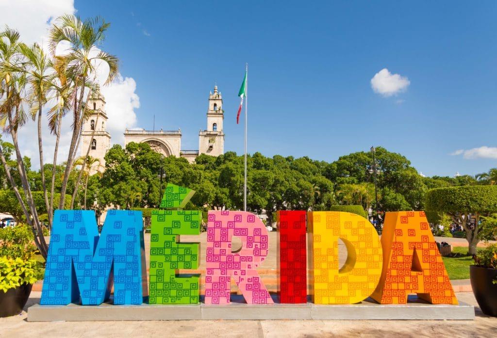 Merida: Haupstadt von Yucatan