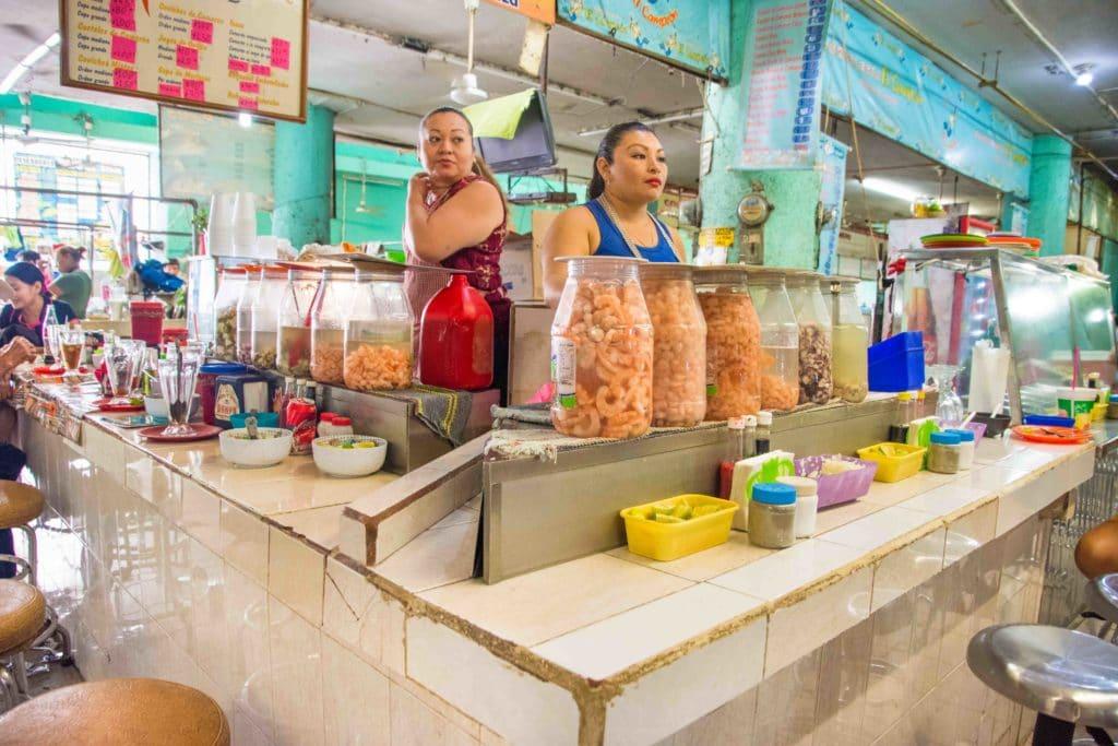 Markt Municipal in Merida