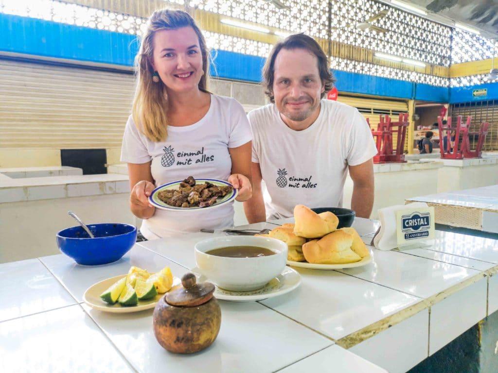 einmalmitalles auf kulinarischer Weltreise