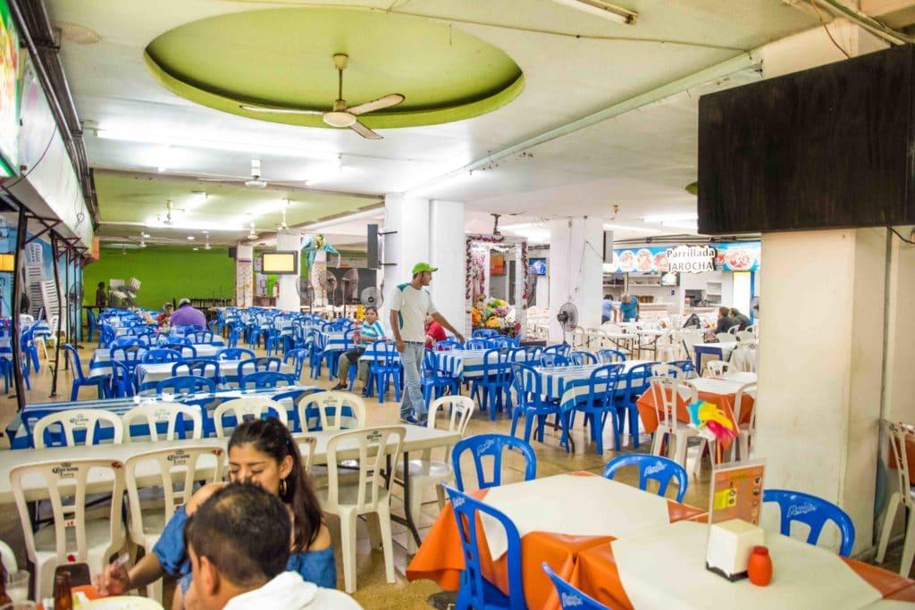 Meracdo Mariscos Veracruz