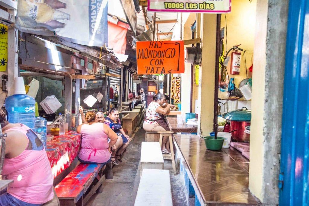Markt in Veracruz