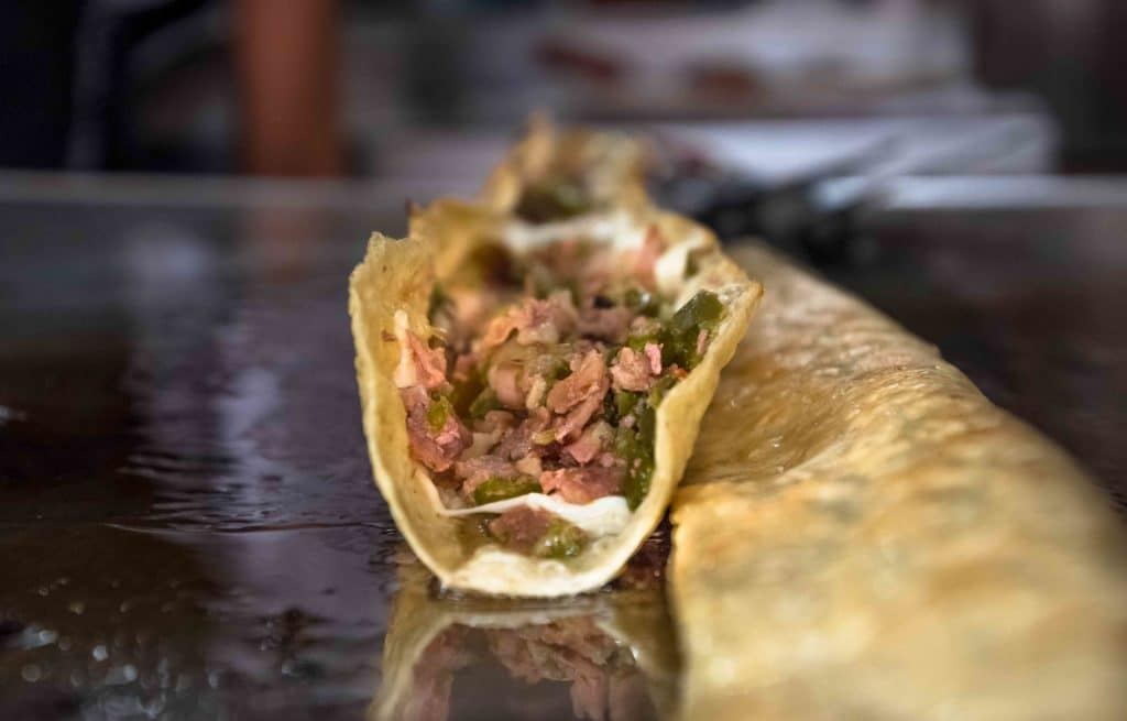 Mexico City Tipps: Machete
