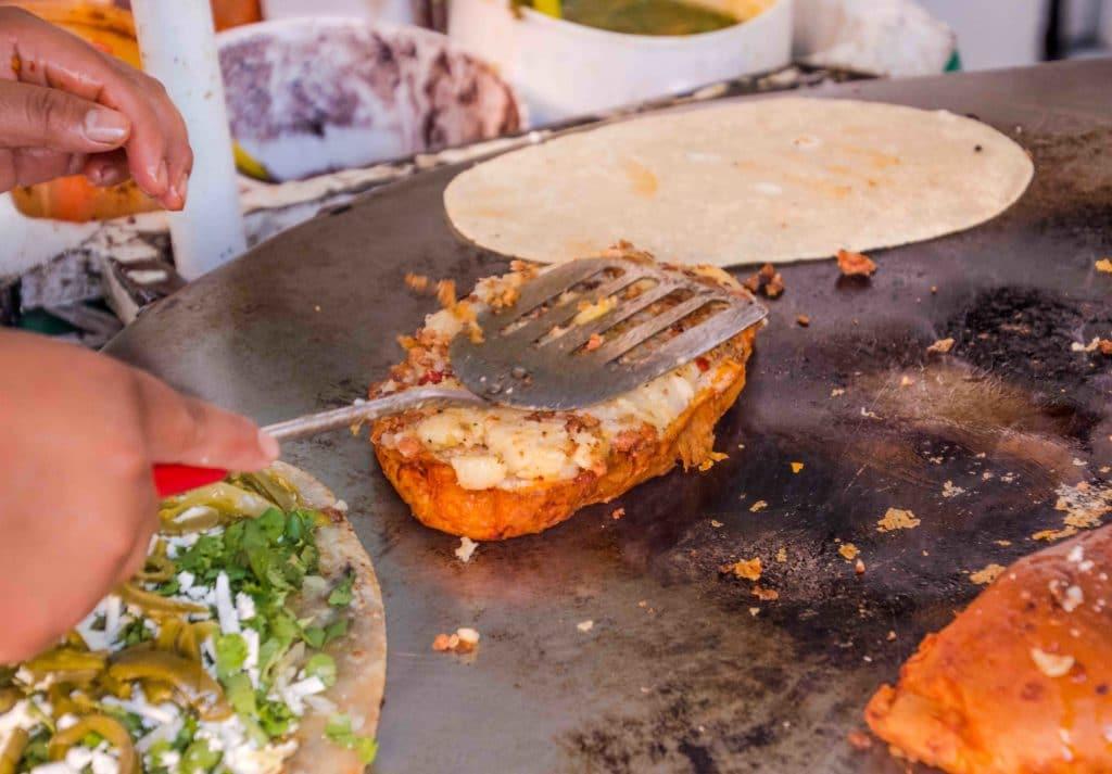 Mexico City Tipps: Pambazo