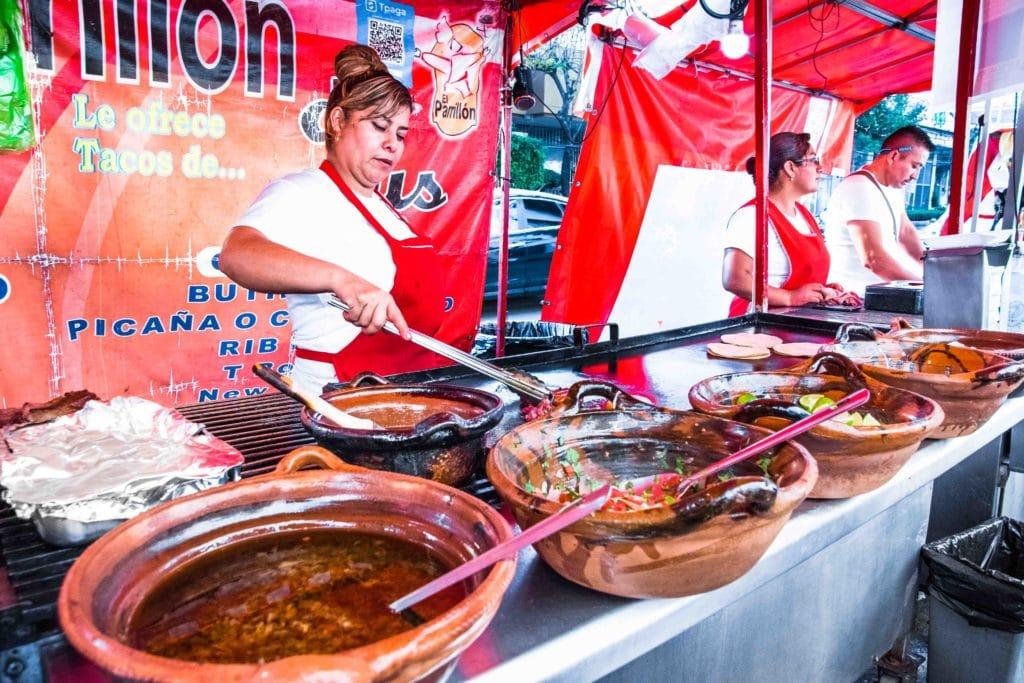 El Parrllion in Mexico City