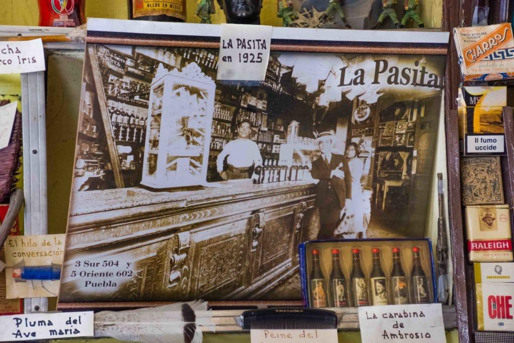 Must Try: Pasita in Puebla in Mexiko