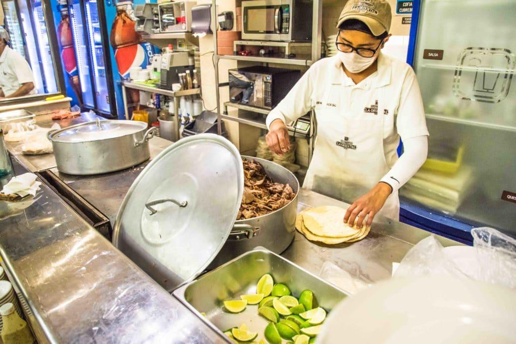 Taco Arabes Handwerk