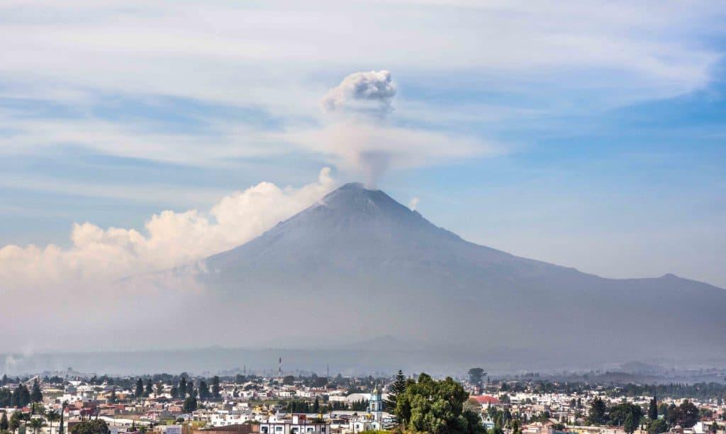Cholula in Mexiko