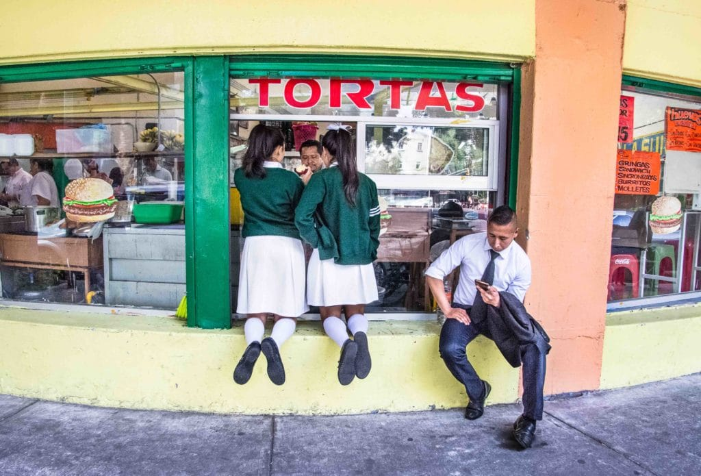Märkte in Mexico City: Michoacan
