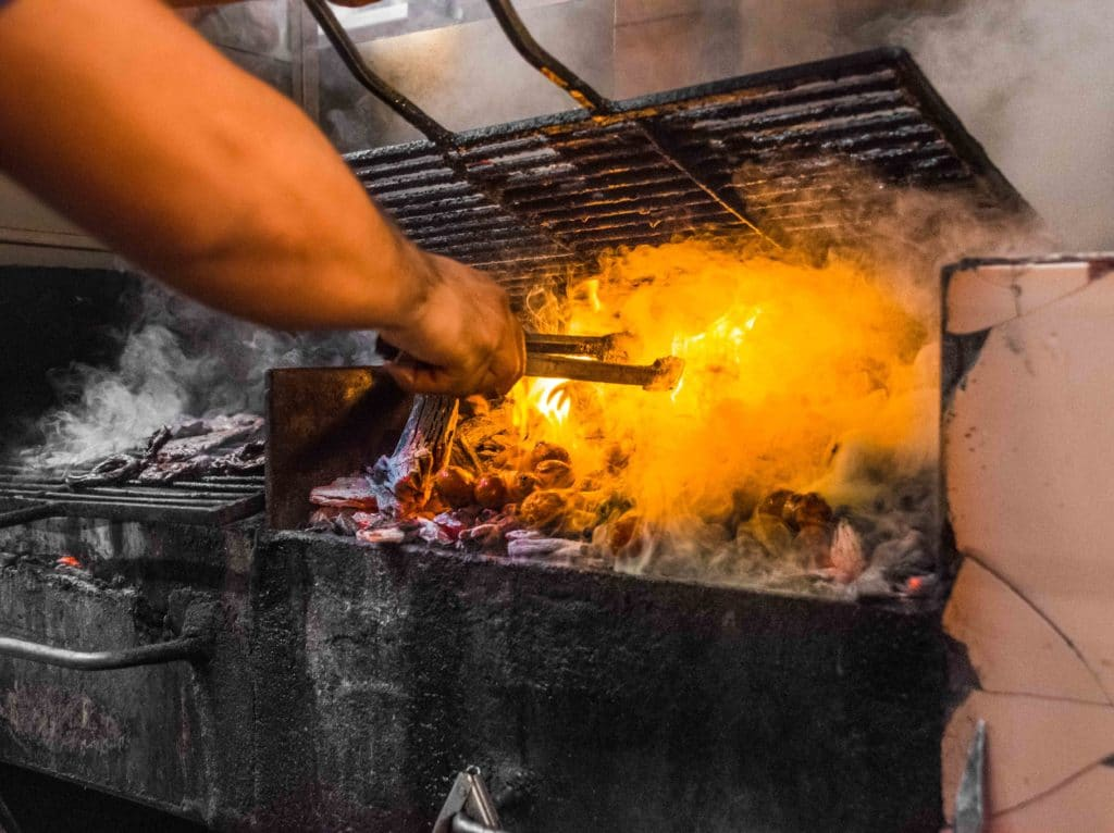 BBQ in Oaxaca