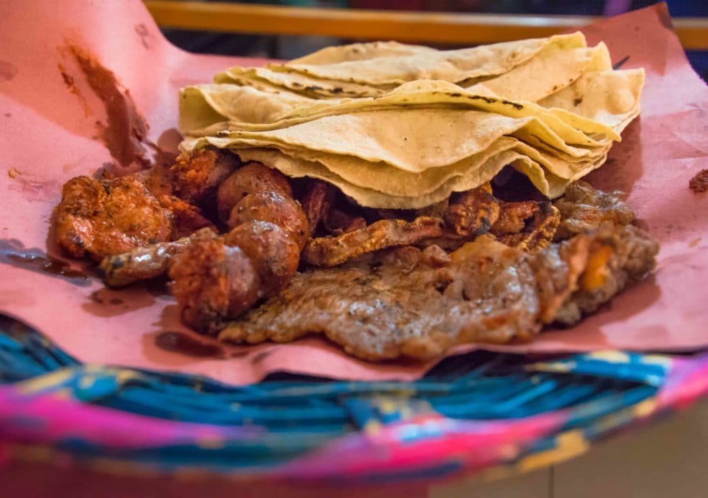 Care asada, Must Try beim Essen Oaxaca