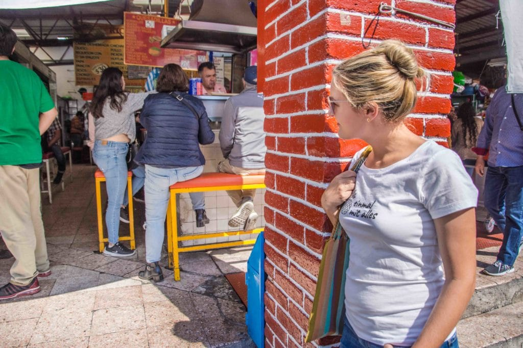 Märkte in Mexico City