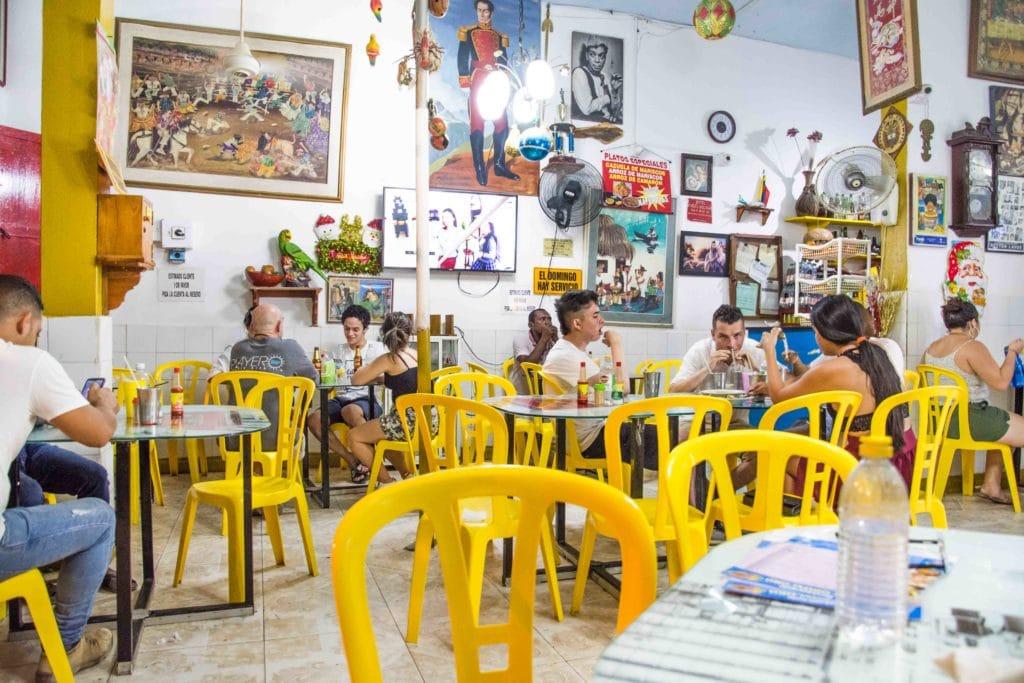 Restaurante Coroncoro  in Cartagena