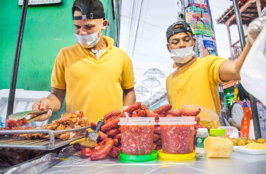 Muss man unbedingt in Cartagena essen: Leckere Pinchos
