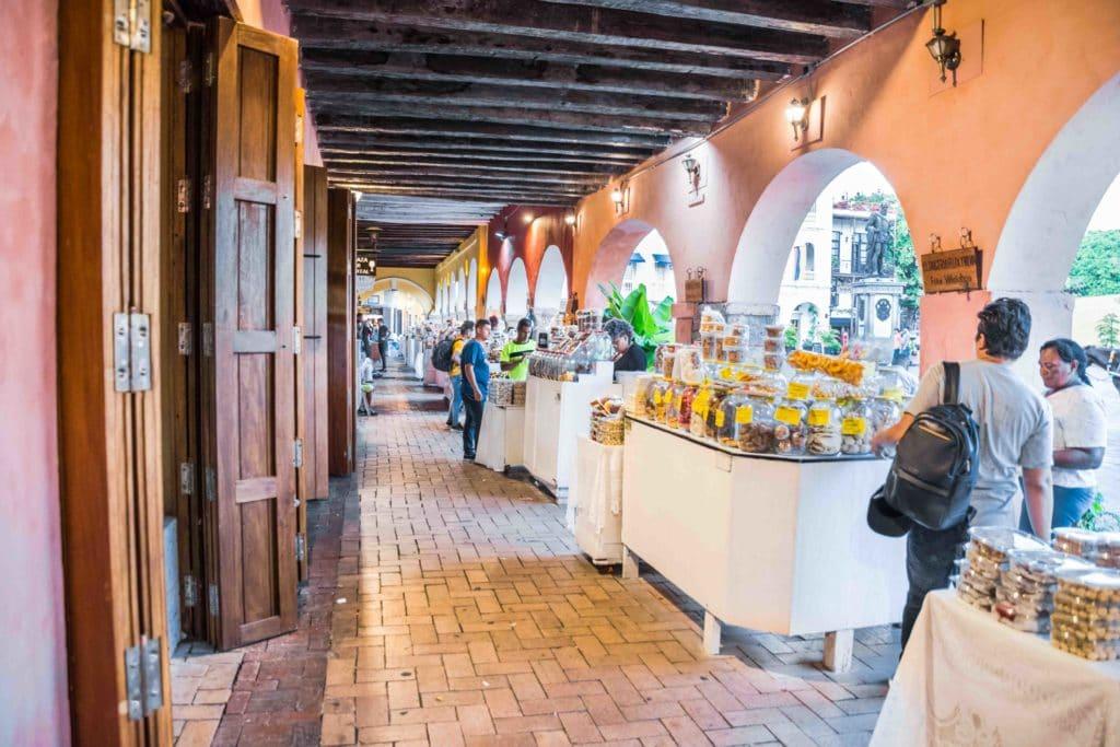 Portal de los dulces  in Cartagena