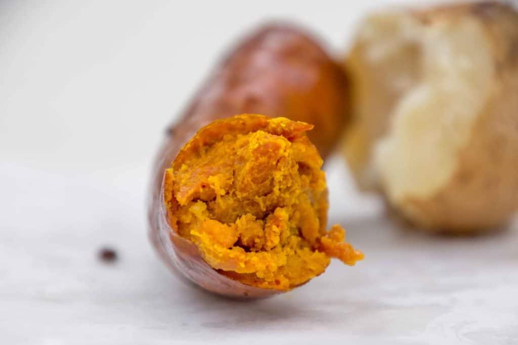 Gehört auch zu Medellin Essen: Chorizo