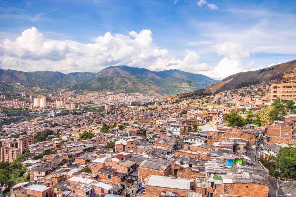 Gondel Medellin