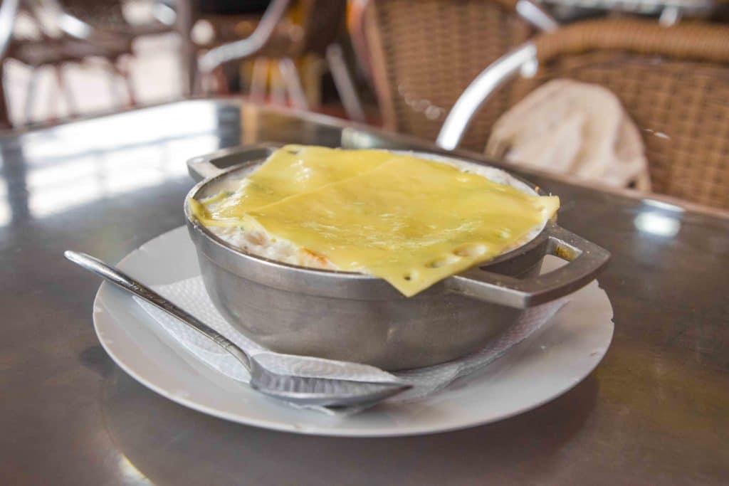 Frühstück in Bogota