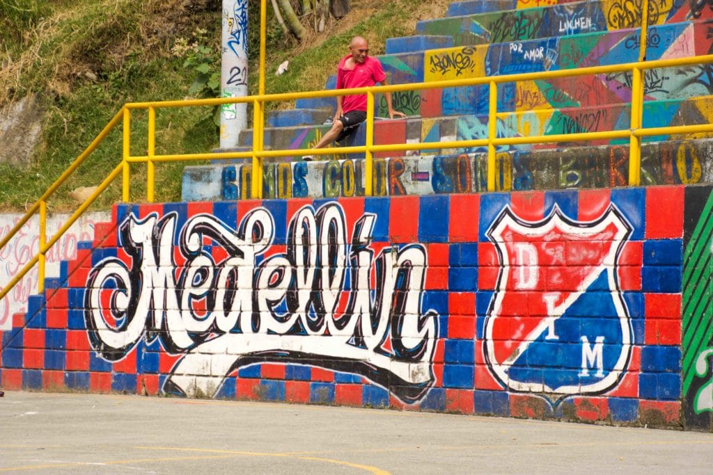 Streetart Medellin