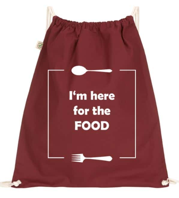 gymbag food