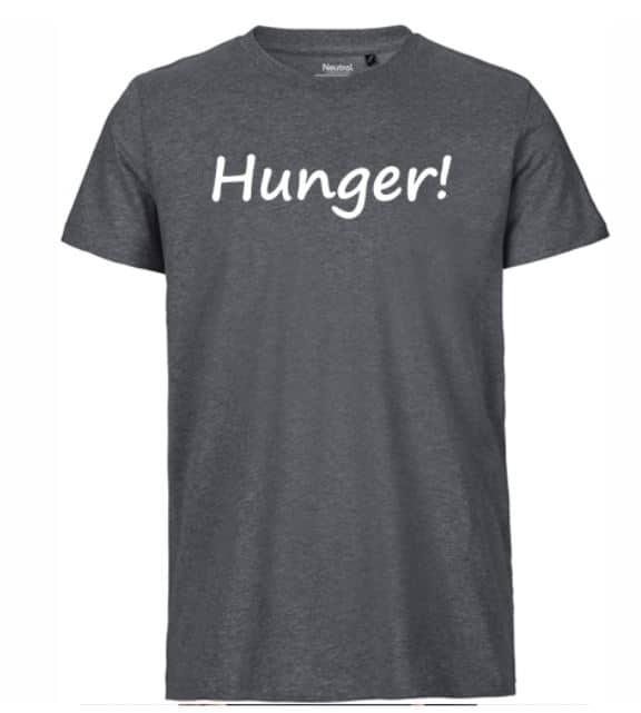 T Shirt Hunger