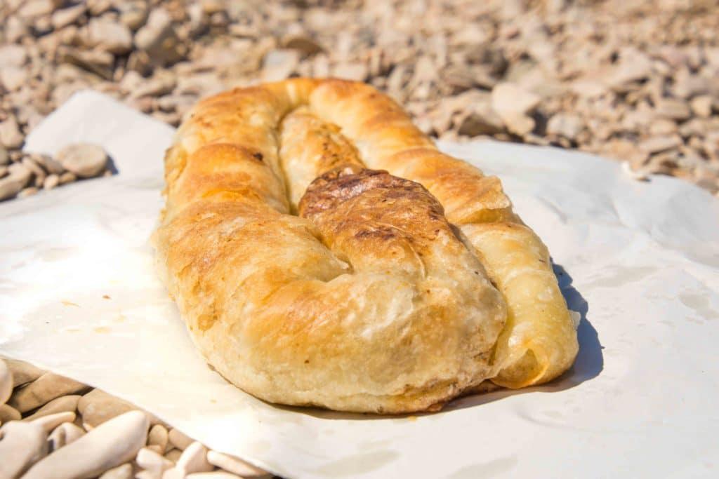 Kroatische Snacks - Burek