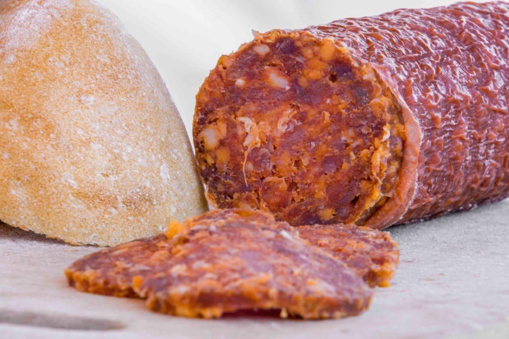Kroatische Snacks - Kulen