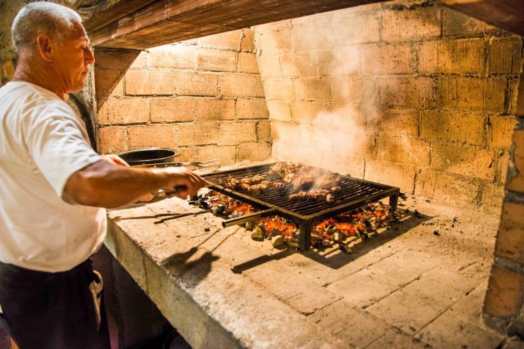 Kroatische Spezialitäten – Vieles kommt vom Grill