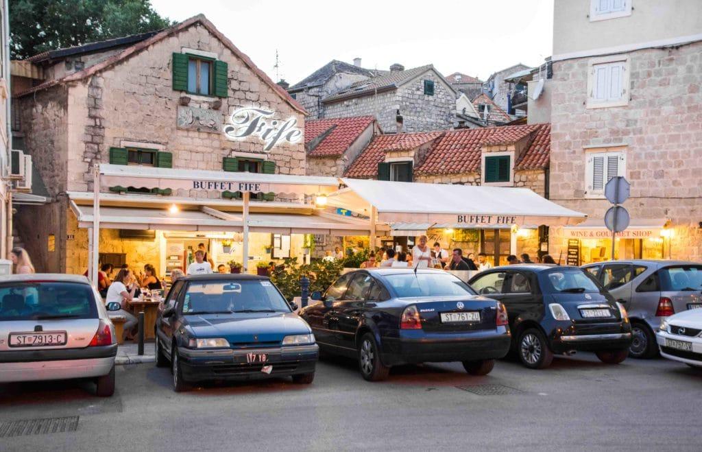 Top Restaurants Split: Buffet Fife