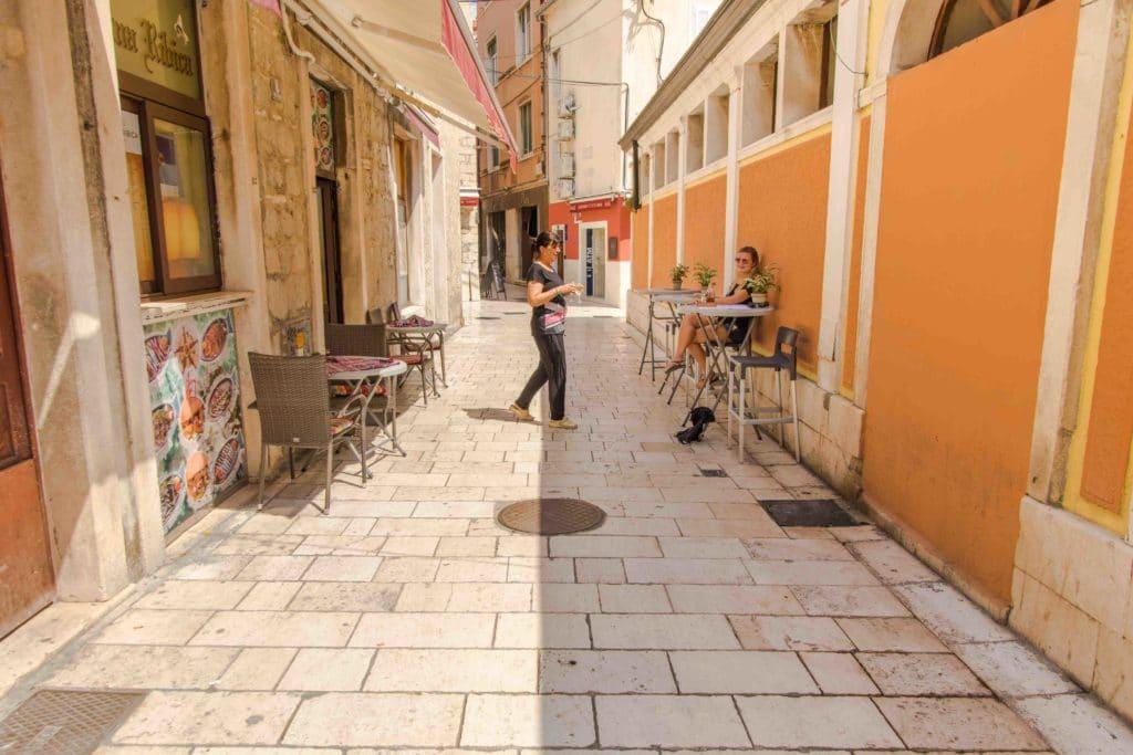 Top Restaurants Split: Zlatna Ribica