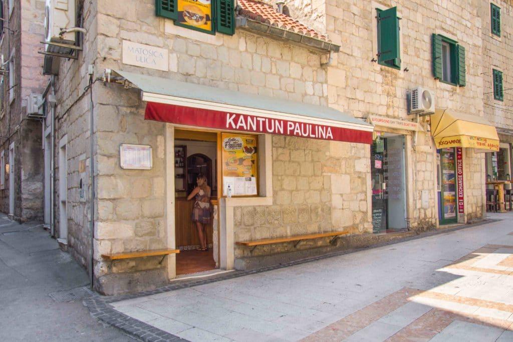 Spezialtipp in Spit: Kantun Paulina