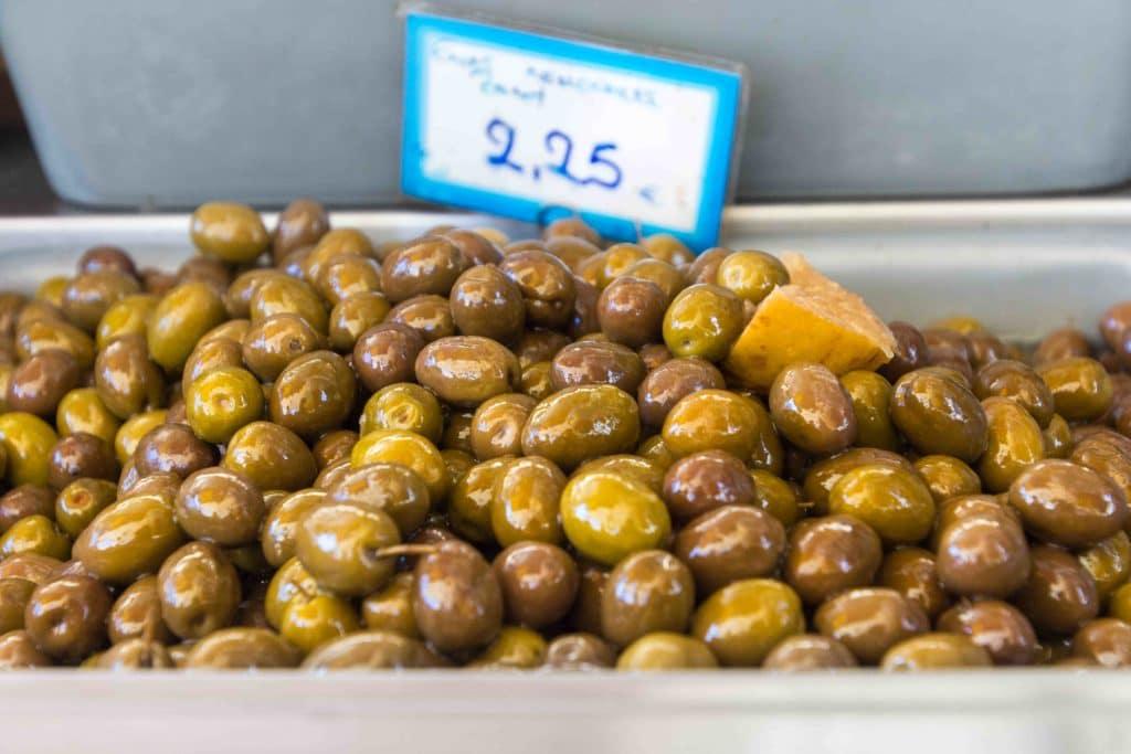 Was wäre Griechenland ohne Oliven