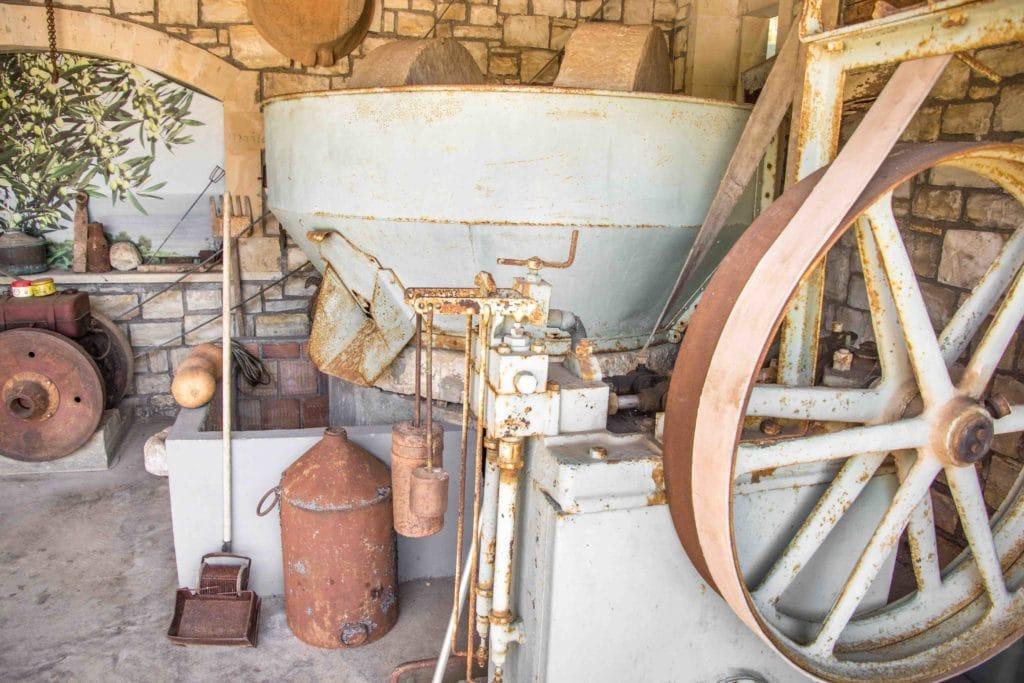 Köstliches Olivenöl auf Kreta
