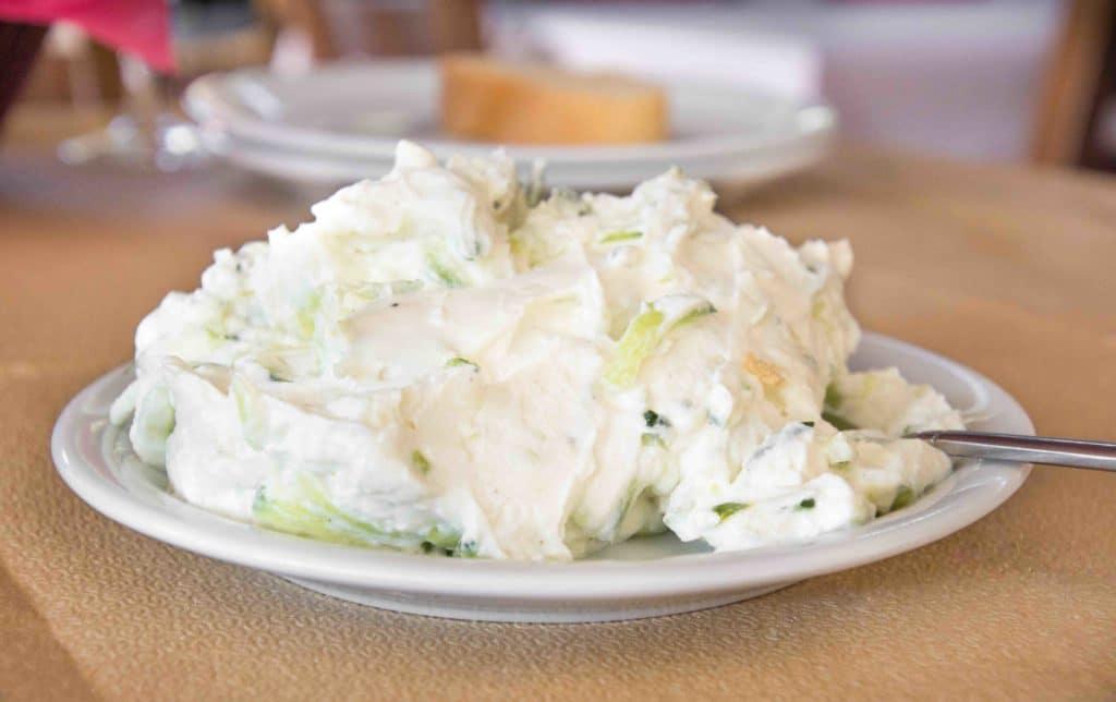 Was wäre griechisches Essen ohne Tzatziki