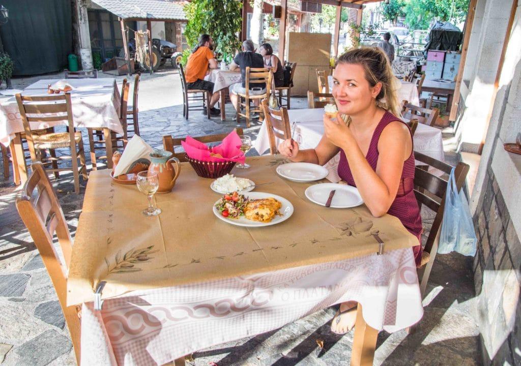 Taverna Platanos - ein absoluter Geheimtipp