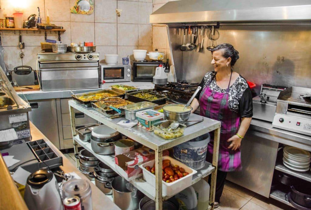 Restaurants auf Kreta - Eine Perle in Retymno