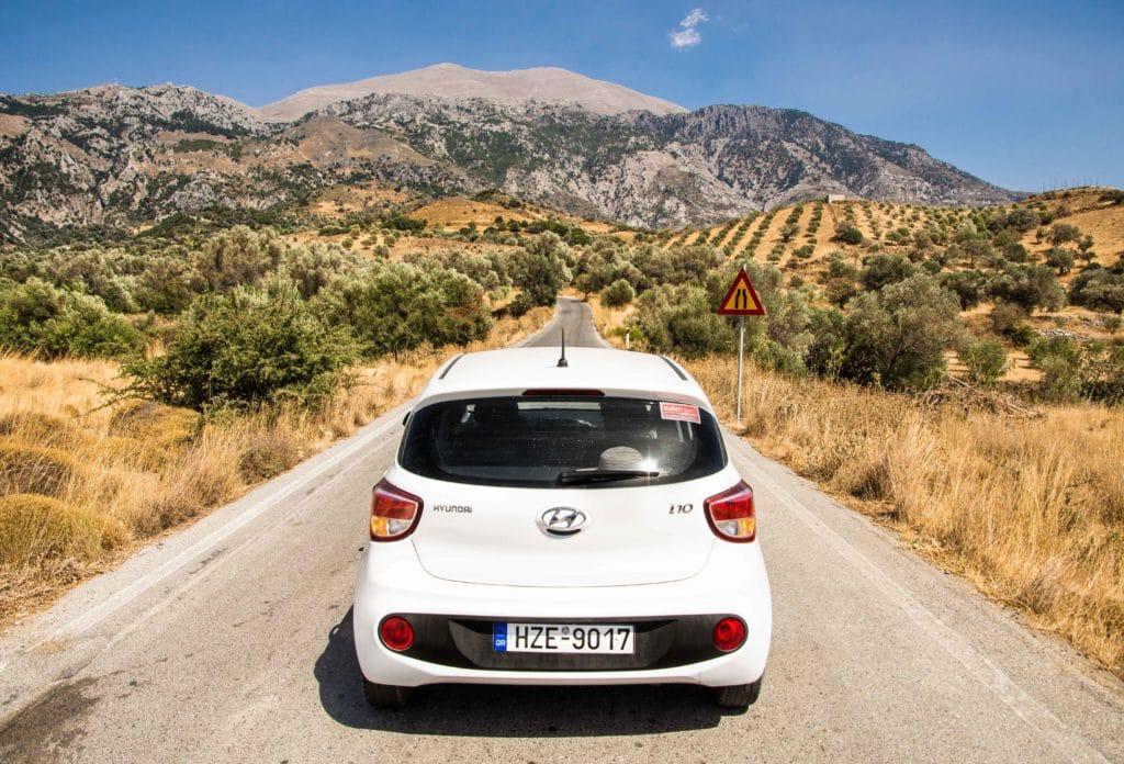 Auto mieten Kreta
