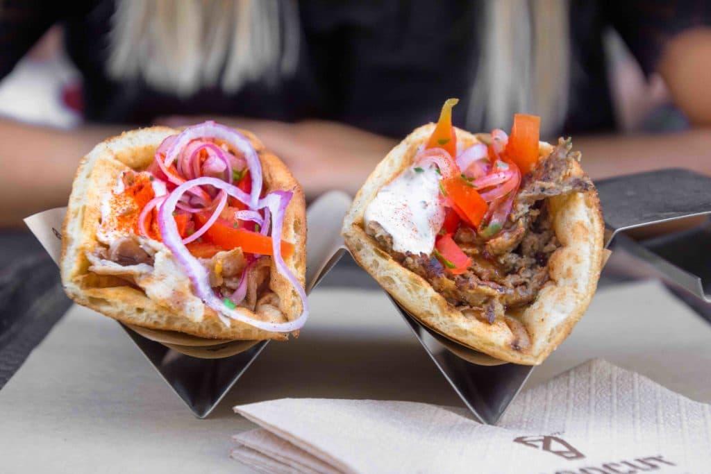 Leckeres günstiges Essen in Athen: Hoocut