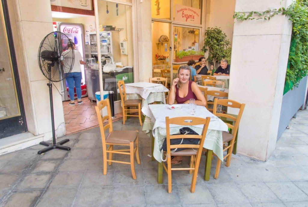 Restaurant Evgenia