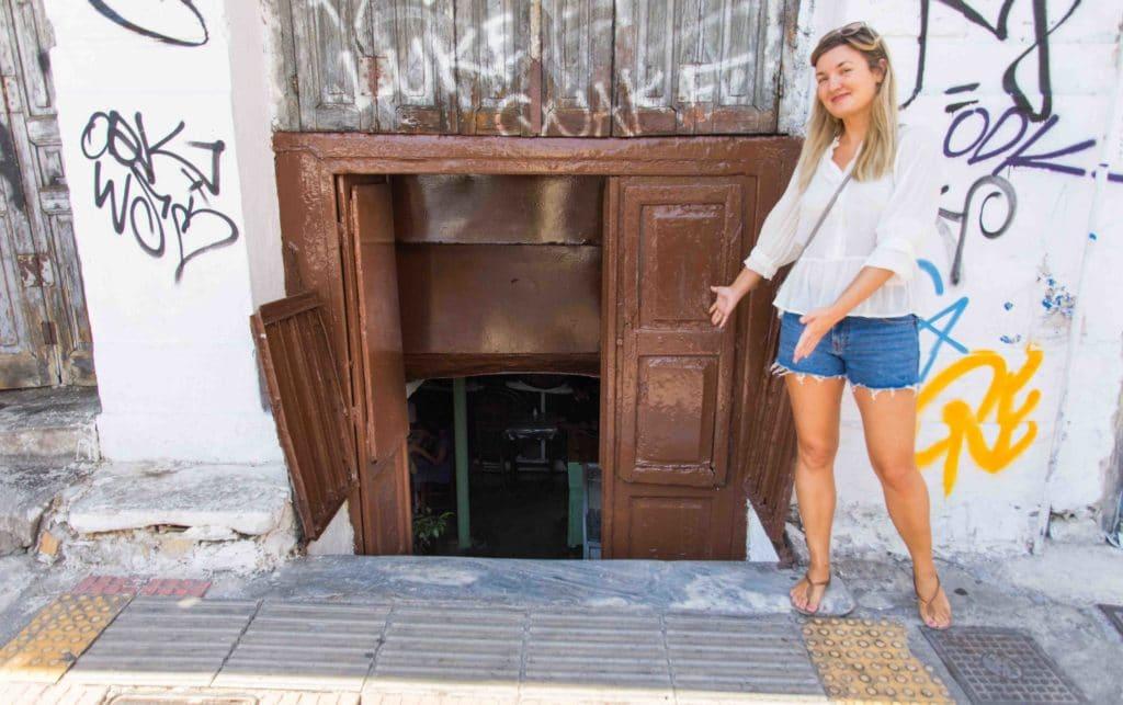 Athen Geheimtipps: Diporto