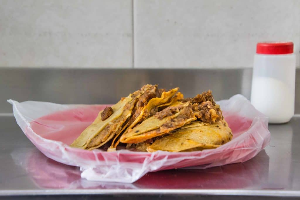 Tacos Canasta