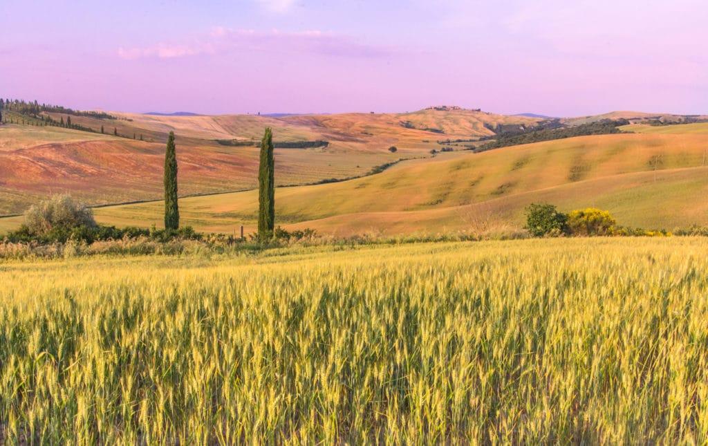 Fotospot Toskana